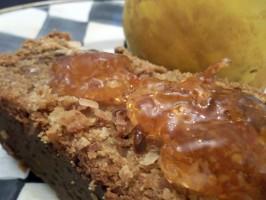 eggfruit cocunut bread